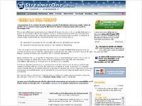 www.streamerone.it