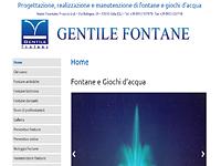 www.gentilefontane.it